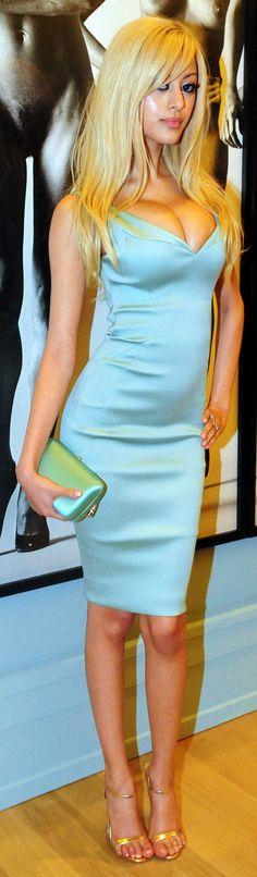 289 best Zahia Dehar images on Pinterest   Paulina gretzky, Blondes and Hairdos