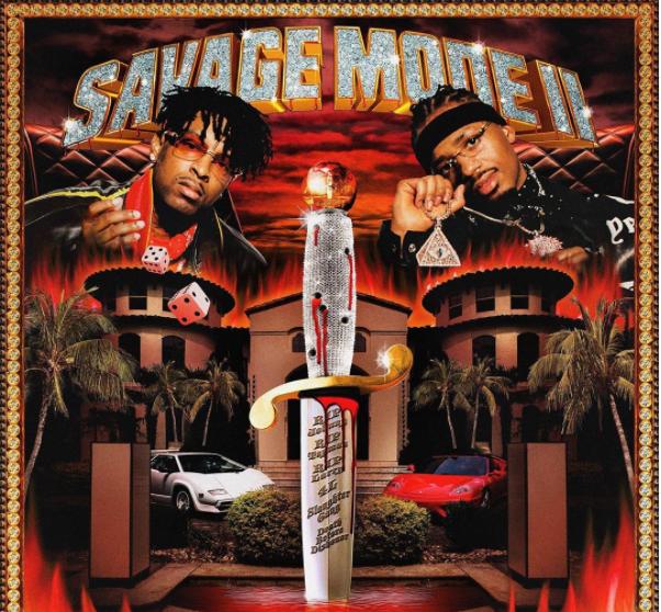 Album Trailer: 21 Savages Savage Mode 2 [Narrated by Morgan Freeman] - That Grape Juice