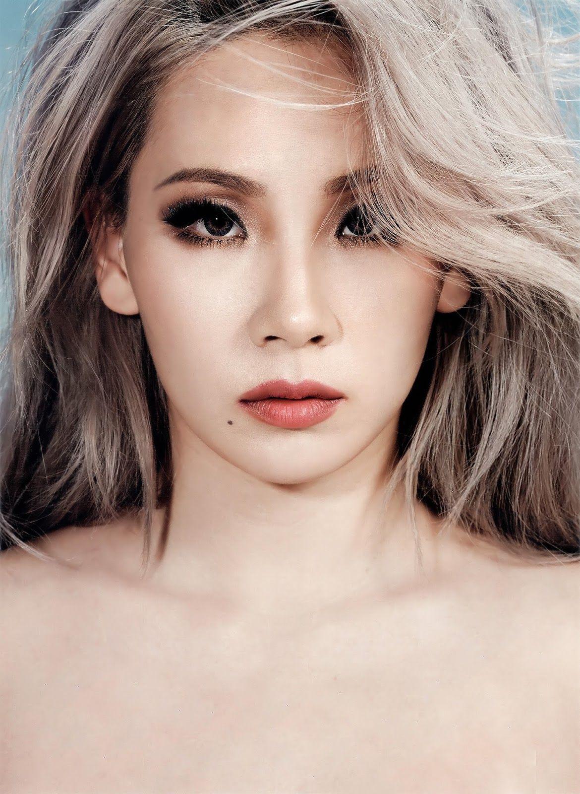[K-POP PHOTOS] 2ne1s CL for InStyle Korea Magazne September Issue   2ne1, Pop photos, Cl 2ne1