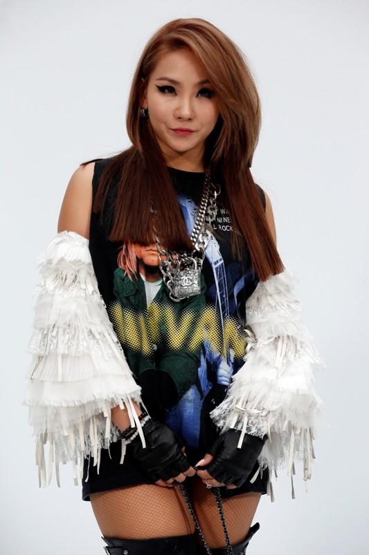 CL of 2NE1 Wont Change Her Image In US Debut : Enterta