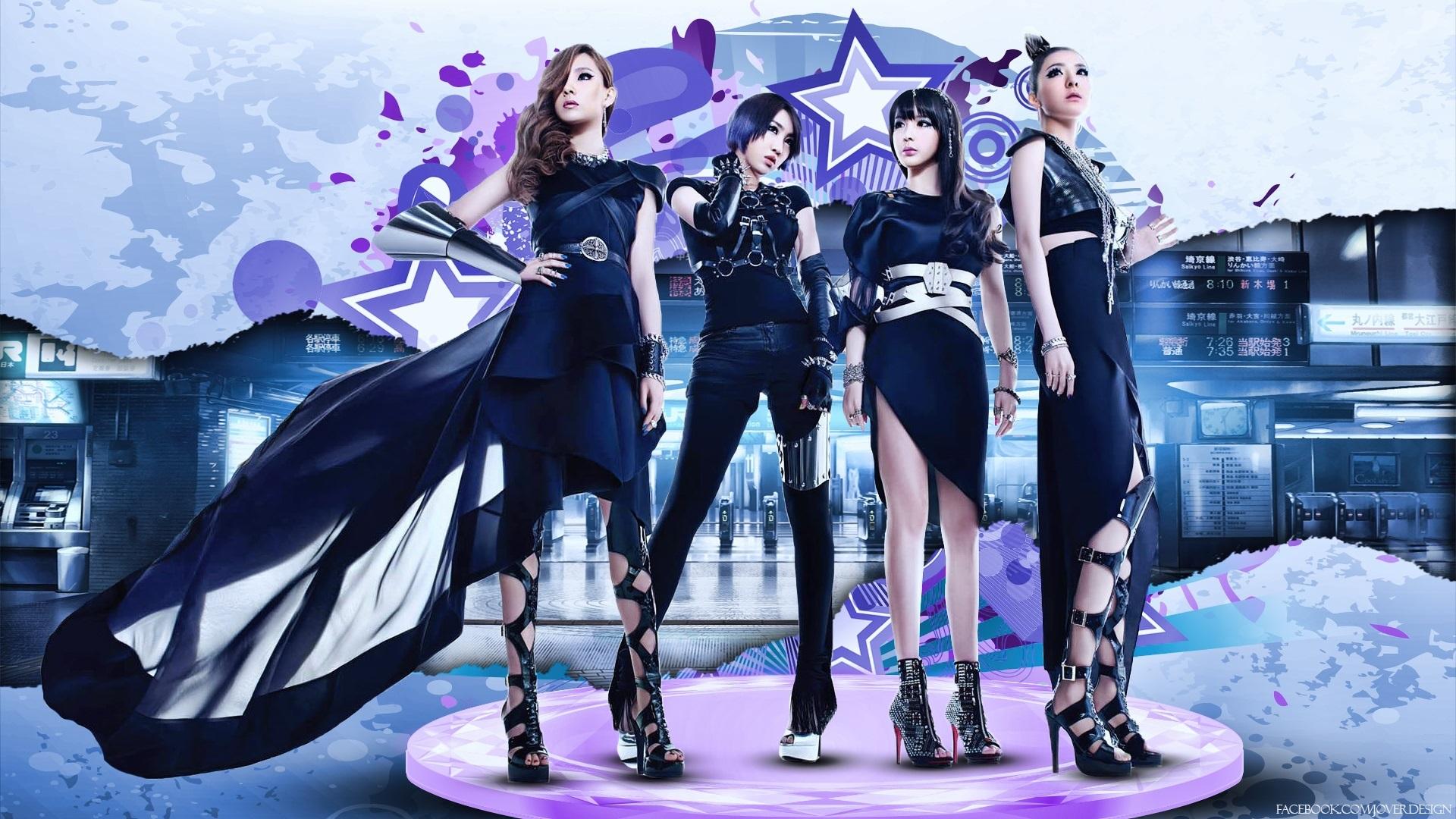 k-pop lover ^^: CL (2NE1) - The Baddest Female WALLPAPER