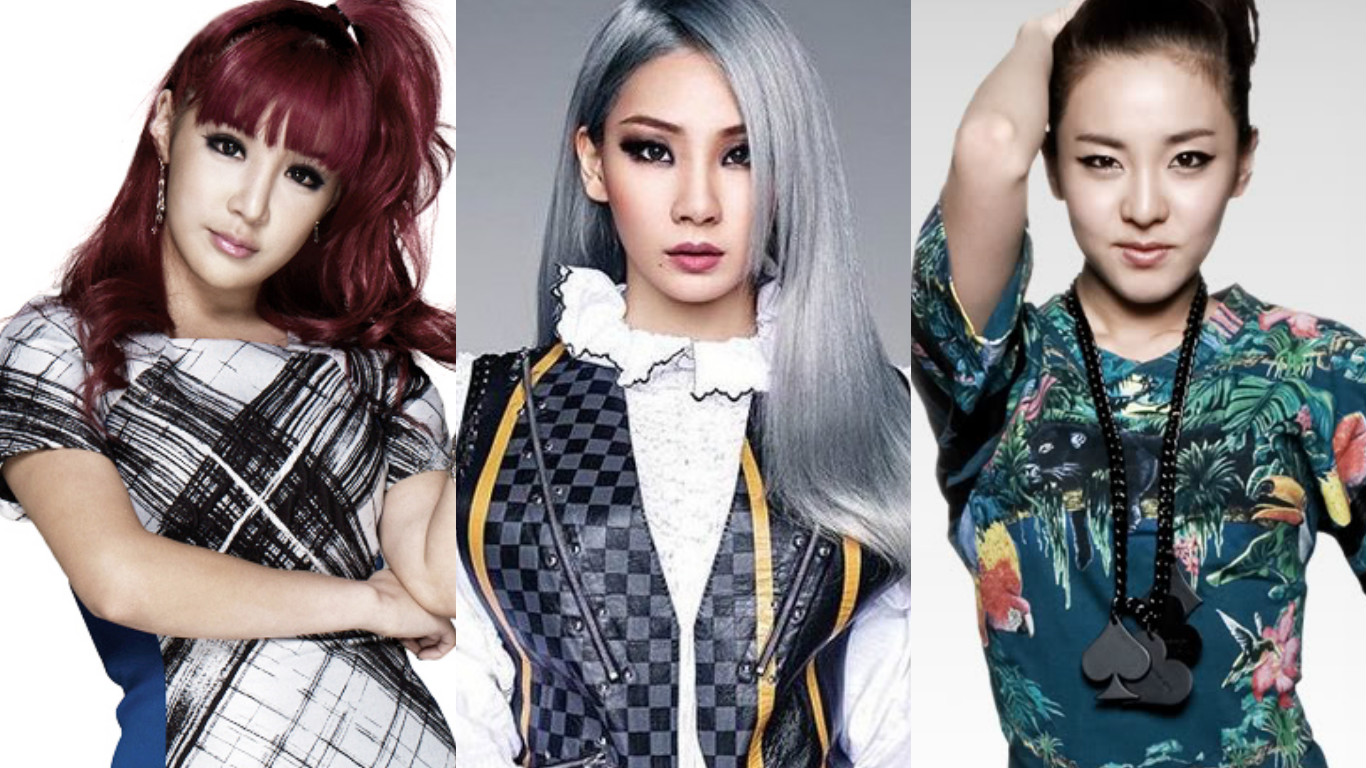 2NE1 wallpapers, Music, HQ 2NE1 pictures   4K Wallpapers 2019