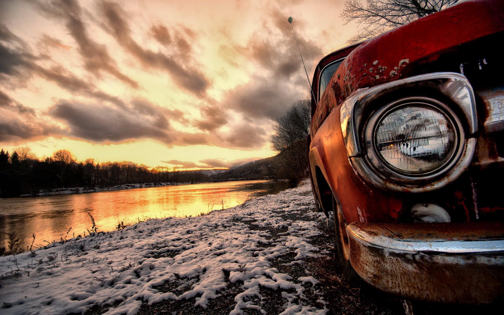Old car HD Wallpaper - OpenDesktop