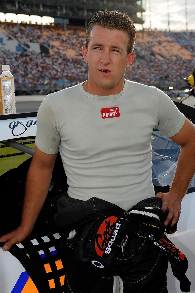 AJ Allmendinger - AJ Allmendinger Photos - 2011 NASCAR Media Day - Sprint Cup Series Portraits