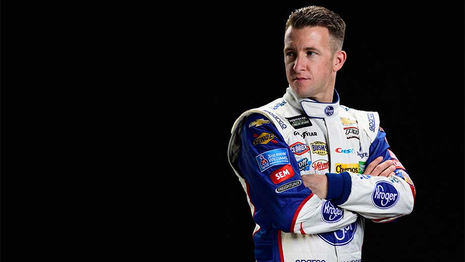 If AJ Allmendinger is voted in to the All-Star Race, hell do the worm