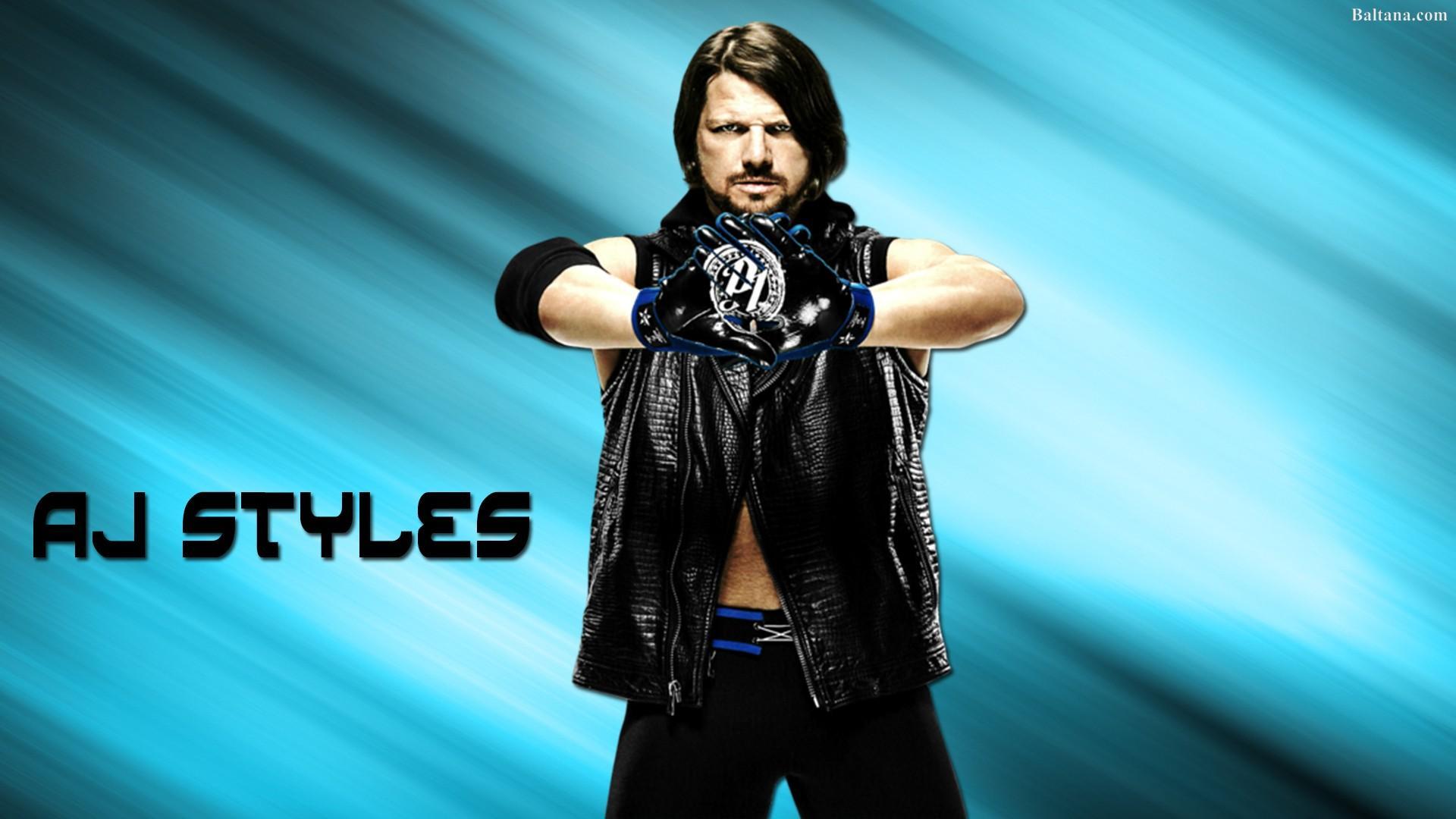 WWE AJ Styles HD Wallpapers - Wallpaper Cave