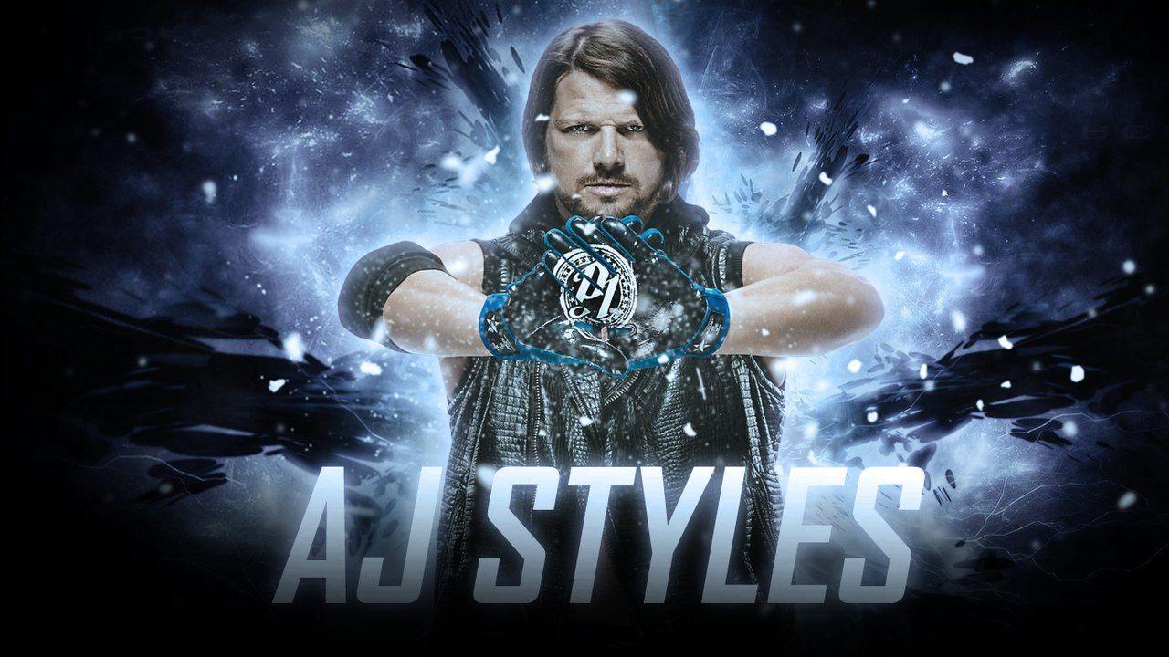 AJ Styles Wallpapers - Wallpaper Cave