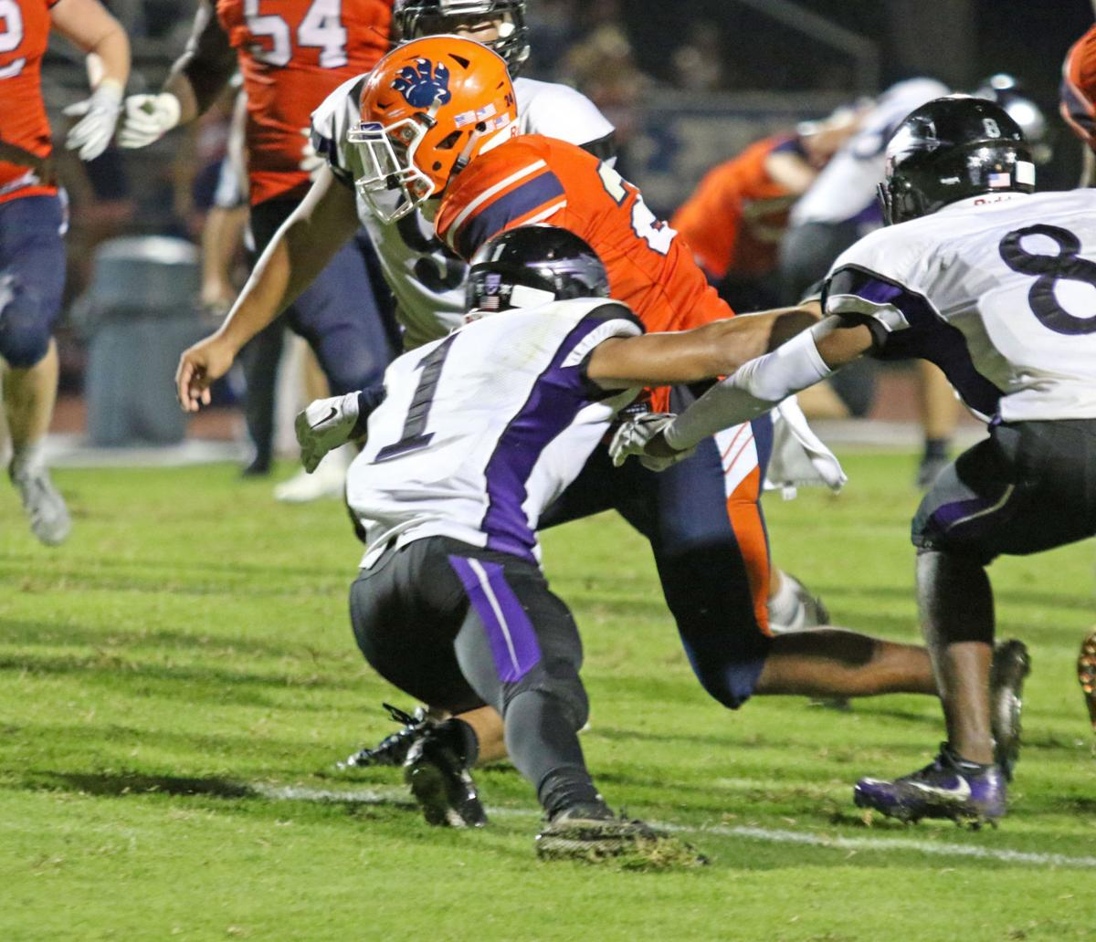 North Staffords AJ Castro becomes focal point of passing game   Sports   insidenova