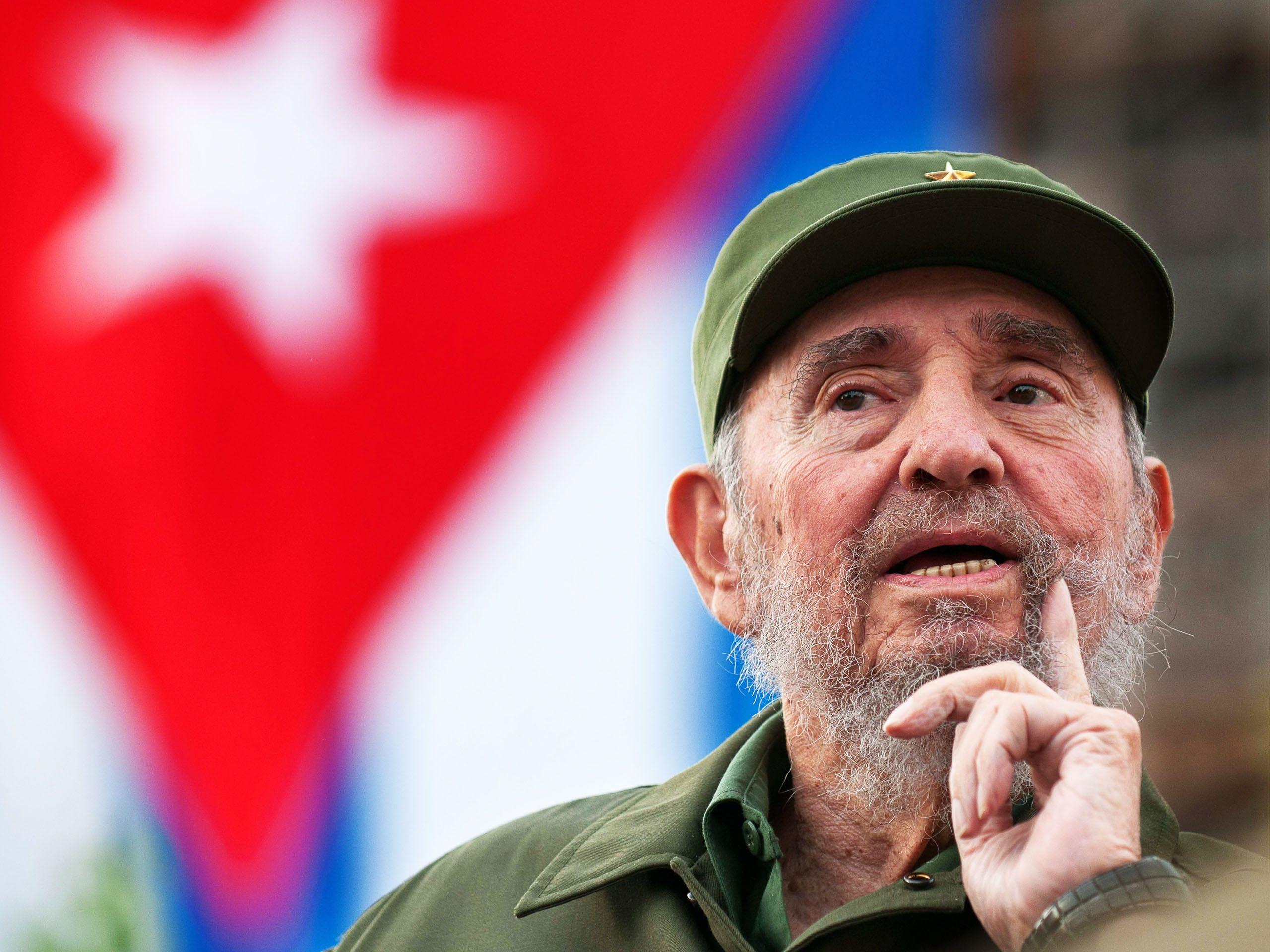Fidel Castro Wallpapers (66+ background pictures)