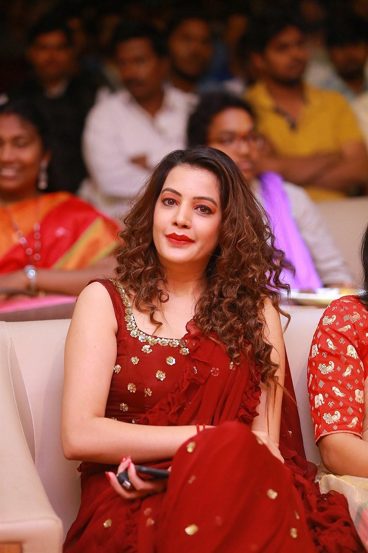 Actress Diksha Panth Photos taken at Operation 2019 Pre Release