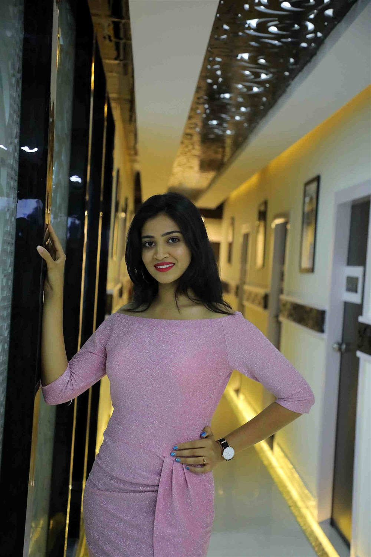 Actress Vakshika Latha Photos taken at Celebrity Secrets Summer Special Launch