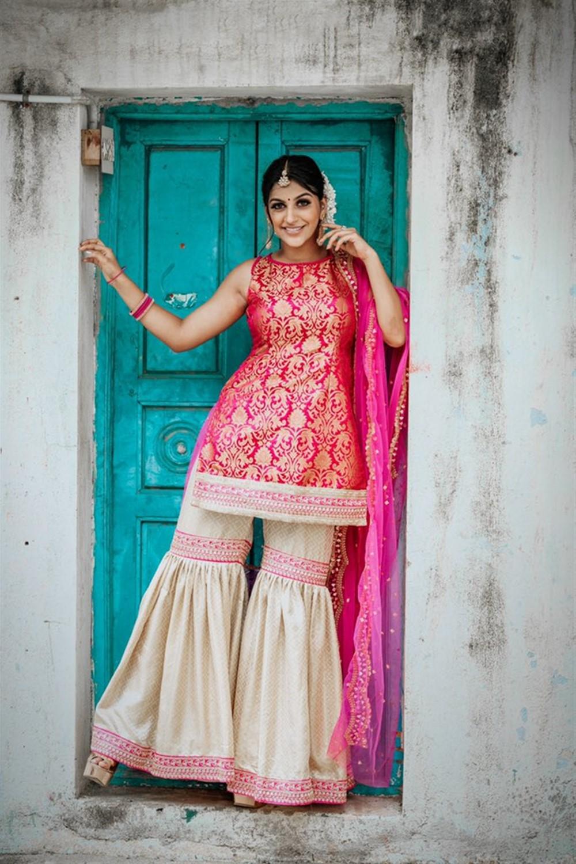 Actress Yashika Aannand Latest Photoshoot Pictures