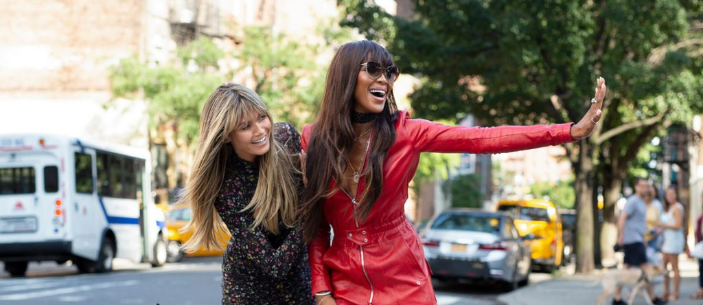 Making The Cut, Naomi Campbell, Heidi Klum